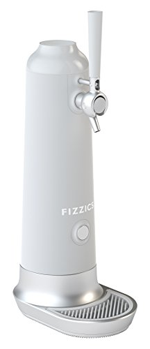 Fizzics FZ201 White Waytap Beer Dispenser (Portable Beer Dispenser)