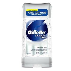 Gillette Clear Gel Artic Size 4z