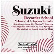 Suzuki: Recorder School Volumes One And Two - Soprano ...