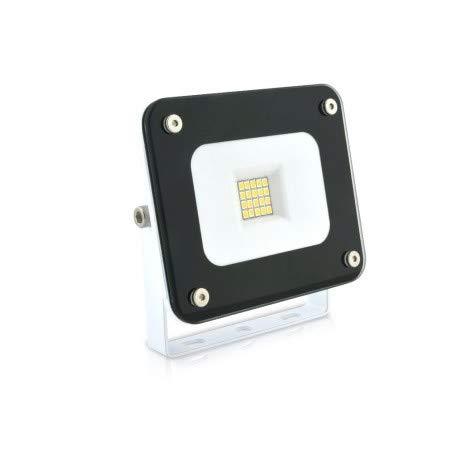 Proyector LED ULTRAFINO foco 6000K (luz fría o luz día) IP65 ...