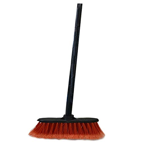 Kids Mini Sweeper Brush Push Play Toy Broom Ideal for Indoor Outdoor Use Asstd Colors