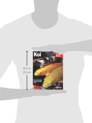 Koi (Complete Pet Owner's Manual) 2