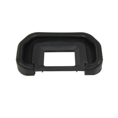 T6i, T6S, T5i T4i T3i T3 T2i T1i XTi XSi XS 600D 400D 650D Eyecup Eyepiece//Eye cup//Viewfinder For Canon Rebel 500D Canon EF Replacement 350D HomyWord 450D CANON EOS 1100D 550D 2 PACK
