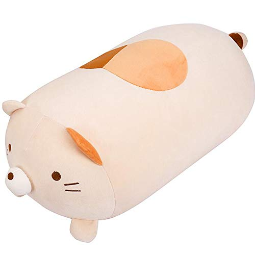 (MYF&GBB Super Soft Cute Lazy Plush Toy Down Cotton Doll,Cartoon Animal Pillow for The Child's and Girlfriend,60CM)