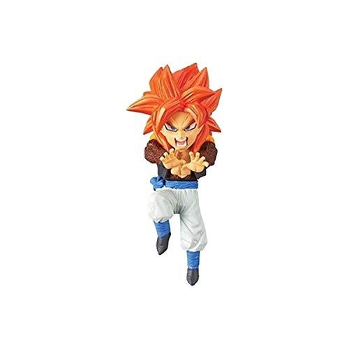 Action Figure Wcf Dragon Ball Gogeta 4 Banpresto Multicores