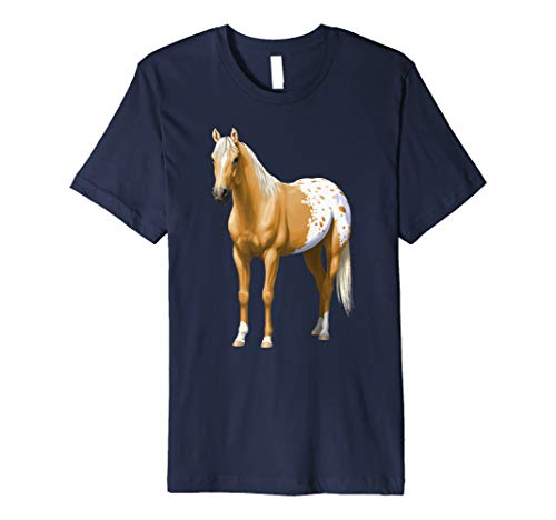 Blanket Appaloosa Horse - Beautiful Palomino Blanket Appaloosa Horse T-shirt