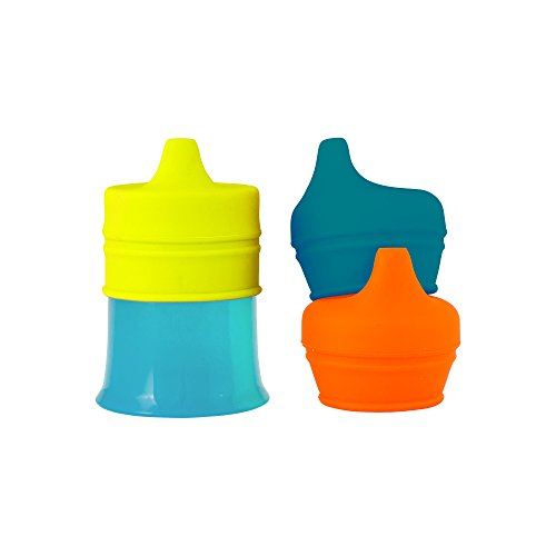 Boon Snug Spout With Cup (Boon Green)