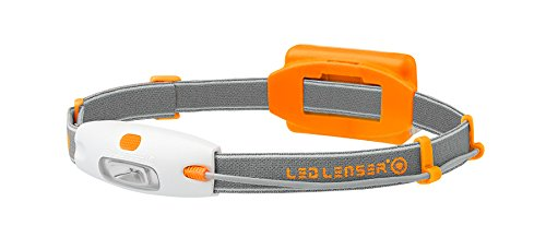 Ledlenser - NEO Headlamp, Orange