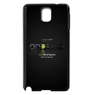Xda Developers Computer Samsung Galaxy Note 3 Cell Phone Case Black