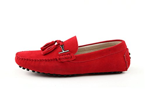 Minitoo , Sandales homme - Rouge - Rosso (rosso), 40 EU