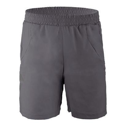 Babolat Mens Core 8 Sports Tennis Training Shorts Grey XXL