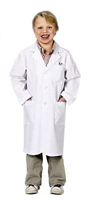 Child Jr. Doctor Lab Coat