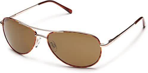 Suncloud Optics Patrol Unisex 61mm Aviator Sunglasses
