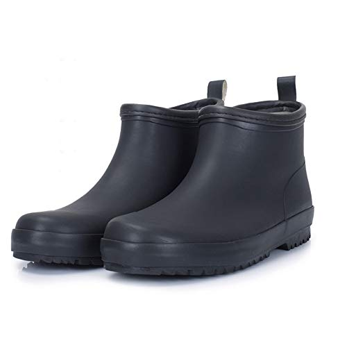 L'eau Bottes Caoutchou Femmes Printemps Botte Courtes Pluie Et Anti Imperméable Hommes dérapant Jardin Chaussures Imperméables En Été De WwR8qfgvT