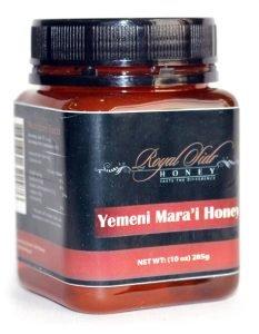 Royal Yemeni Honey (Mara'ie, 10 oz)