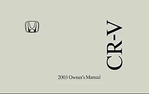 honda crv owners manual - 9