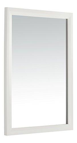 Simpli Home Urban Loft Bath Vanity Mirror, White Part 63