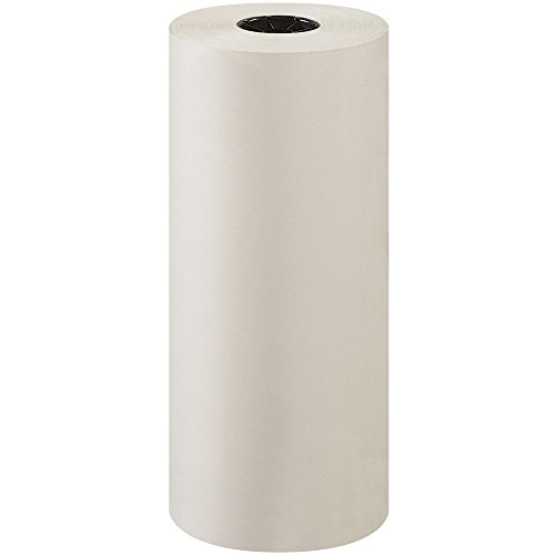 Ship Now Supply SNNP2090 Newsprint Roll, 30#, 20'' x 1, 440', 20'' width, White by Ship Now Supply