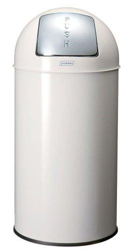 Probbax (プロバックス) プッシュビン Push bin 40L ごみ箱 PB-3140-WHI(ホワイト) B001TKZFLE  - -