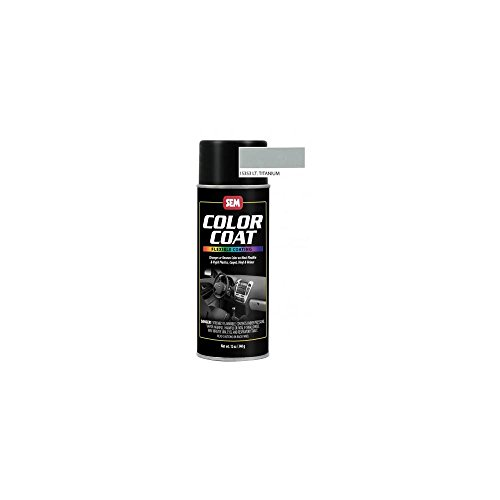 Sem Products Inc - Lt Titanium Color Coat Aerosol - Se15353