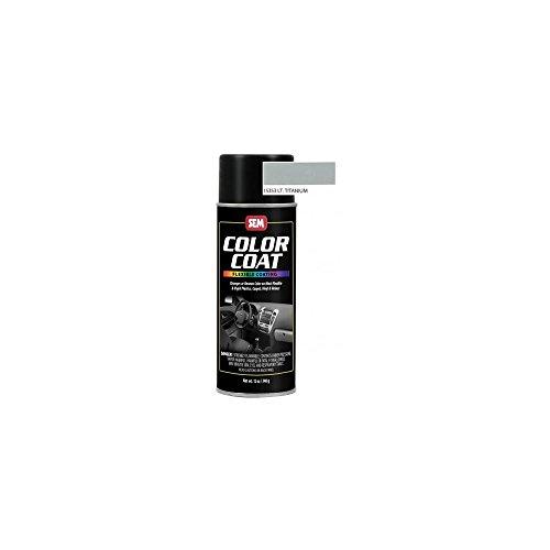 (Sem Products Inc - Lt Titanium Color Coat Aerosol - Se15353)