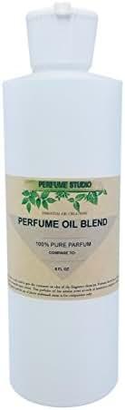 Wholesale Perfume Oil IMPRESSION of Creed Fragrances. Bulk Quantity for Personal Beauty, Bath & Body Products. 100% Pure Premium Parfum Oil, No Alcohol (Acqua Fiorentina Impression, 8 oz)