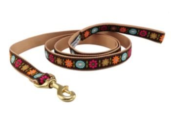 Up Country Bella Floral Dog Leash, My Pet Supplies