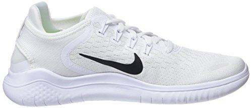 black Blanc Chaussures Running Rn 100 white De Nike Free 2018 Femme qBz0xpfA