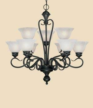 Millennium Lighting 679-BK Devonshire - 29