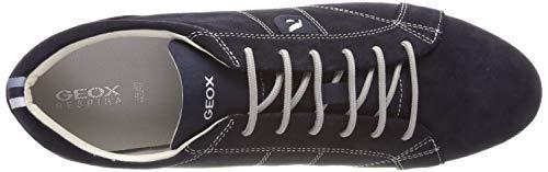 Basses navy A D Sneakers C4002 Avery Femme Geox wqxOaZ6w