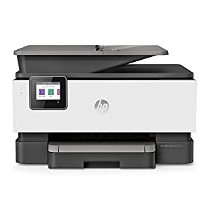 HP OfficeJet Pro All-in-One Wireless Printer, with Smart Tasks for Smart Office Productivity