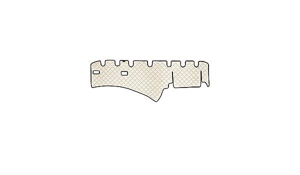 Funda de piel sint/ética para camiones SCANIA R 2004-2016 color beige AutoCommerse
