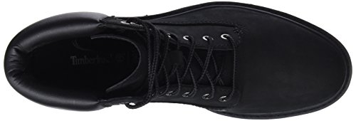 Inch Negro Nubuck para Black Kenniston Out Mujer Timberland Botines 6 Black 8YfTxE