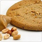 Lenny & Larry's The Complete Cookie, Peanut Butter, 4-Ounce Cookies (Pack of 12)