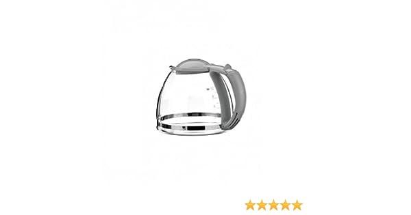 Bosch jarra/jarra de cristal plástico gris TKA1410/TKA1410N/TKA1413N atención para! No compatible con la TKA3...: Amazon.es: Electrónica