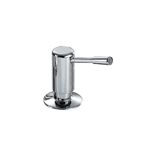 Franke 902-C Kitchen Solutions Kitchen Sink Soap Dispenser, Chrome by Franke