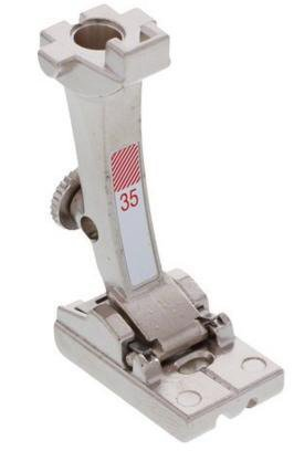 Sew-link #35N Invisible Zipper Foot for Bernina New Style