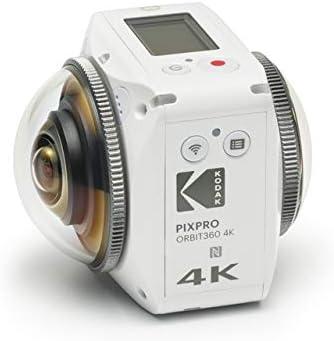 KODAK Pixpro 4KVR360 - Pack Aventura: Amazon.es: Electrónica