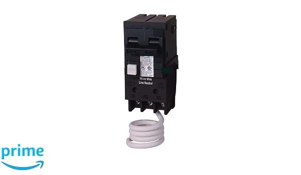 Murray MP215EG 15-Amp Double Pole 120//240-Volt Group Fault Equipment Protection Circuit Breaker Siemens HI