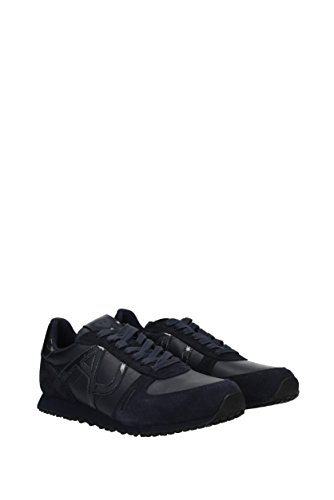 buy cheap limited edition Armani Jeans Sneakers Men - Suede (9350277A419) UK Blue outlet largest supplier release dates authentic clearance best clearance shopping online tle2x