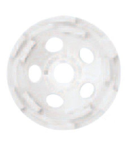 Bosch DC410H 4-Inch Diameter Double Row Diamond Cup Wheel with 5/8-11 Hub
