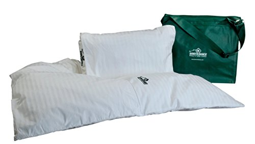 Travel Size Luxury Down Comforter/Pillow