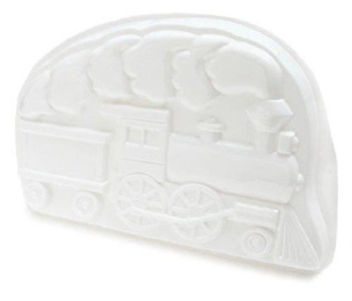 CK Products Train Pantastic Plastic Cake Pan ()