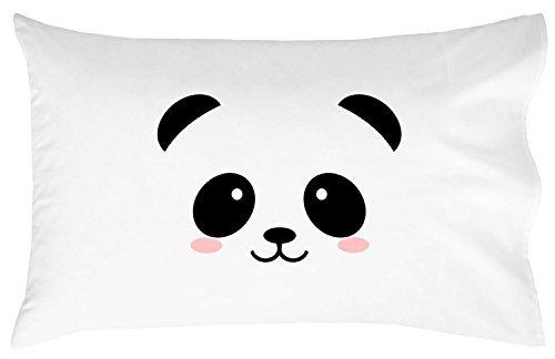Oh, Susannah Panda Face Toddler Size Pillowcase (1 Pillow Cover 14 x 20.5 (Cosplay Ideas For Big Guys)