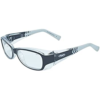 9b8cfcf2e7b Global Vision Eyewear RX Safety Series RX-E in Clear UV400 Filter   ANSI  Z87.1-2010 Standards