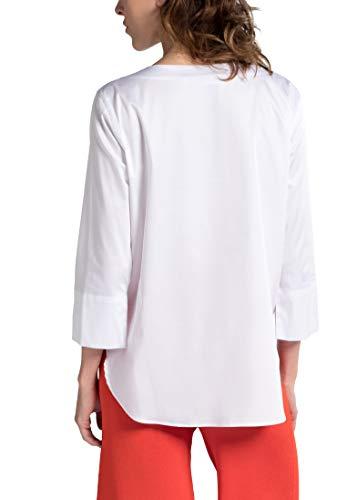 Blanco Blouse Eterna Modern 3 4 Sleeve Classic Uni qqZt0p6