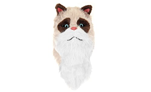 Hyde and Eek! Boutique Adult Mouth Mover Cat Mask -