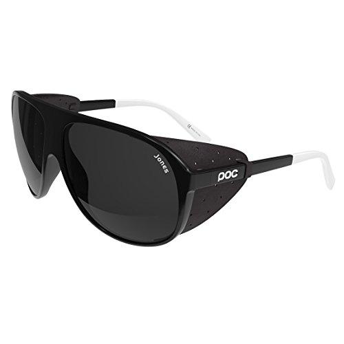 POC DID Glacier Jeremy Jones Edition Sunglasses, Uranium Black/Hydrogen White, One - Sunglasses Jones