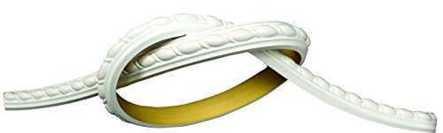 Designer's Edge Millwork DEM-303F Ribbon Rope Flexible Panel Moulding 1