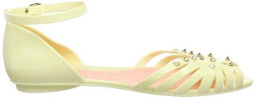Petite Jolie PJ453 Damen Sandals Gelb (BAUNILHA)